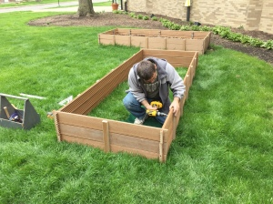 We have added a third planter box.